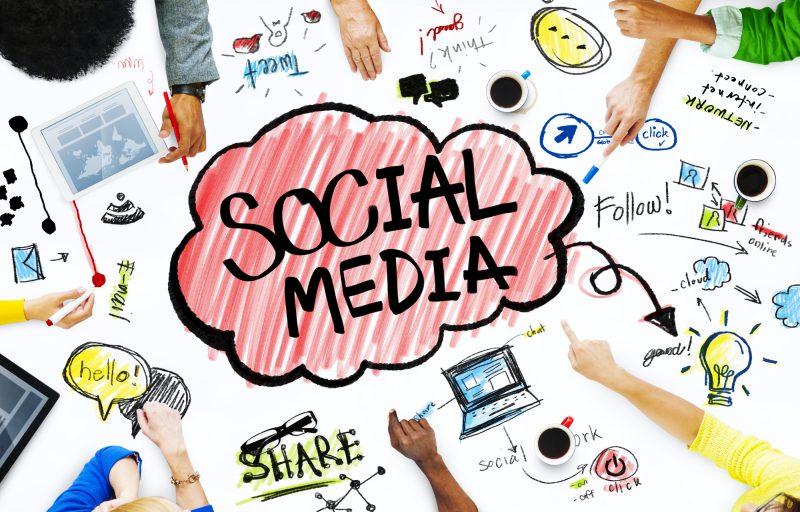 Métricas redes sociais