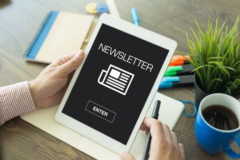 Como fazer newsletter